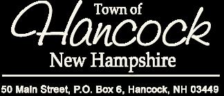 Hancock NH