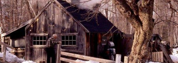 Byam's old sugar shack