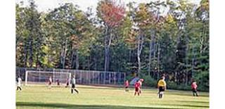 Soccer at Moose Brook