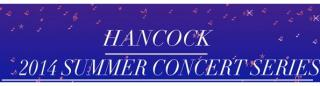 Summer Concert Series logo